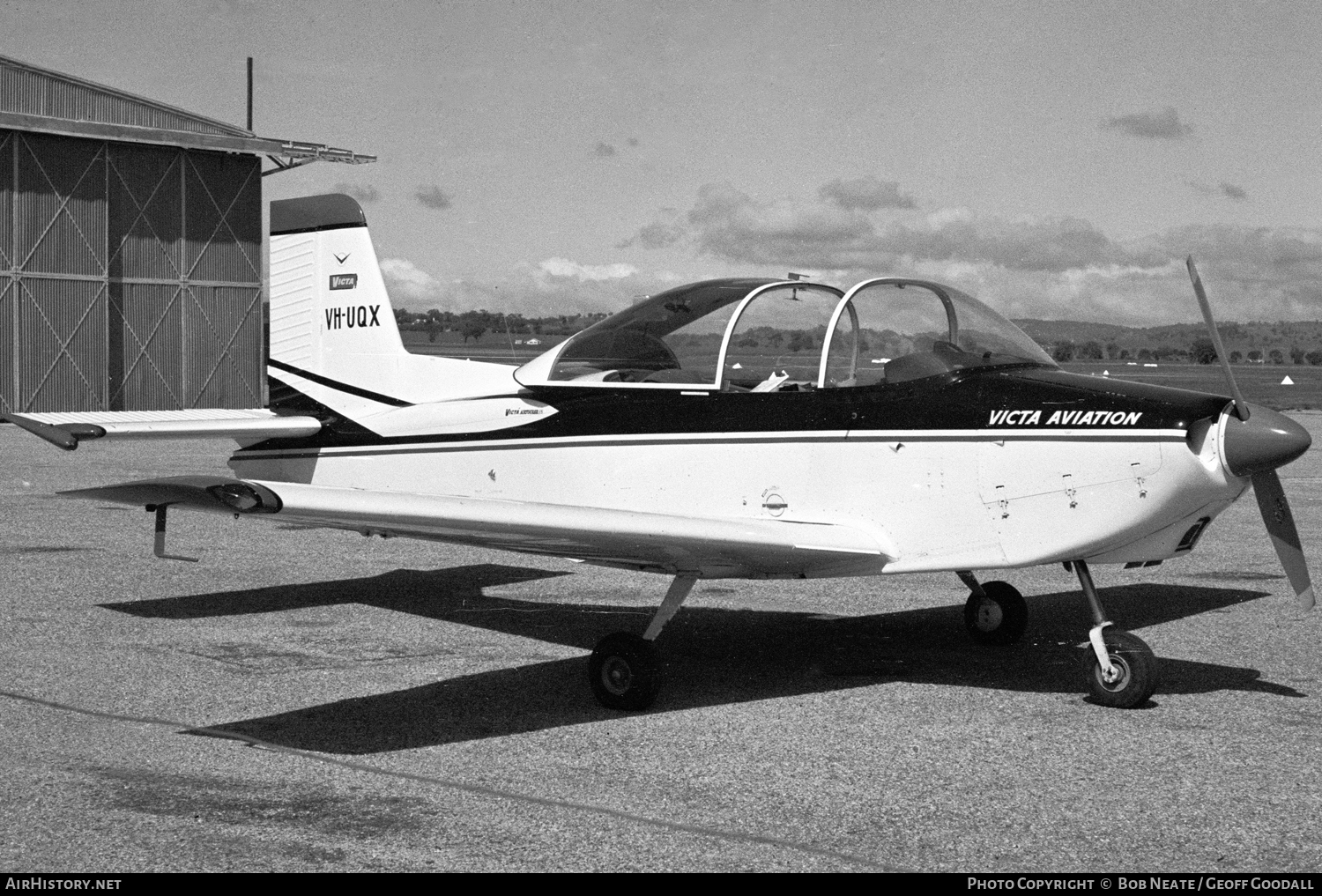 Aircraft Photo of VH-UQX | Victa Airtourer 115 | AirHistory.net #121288