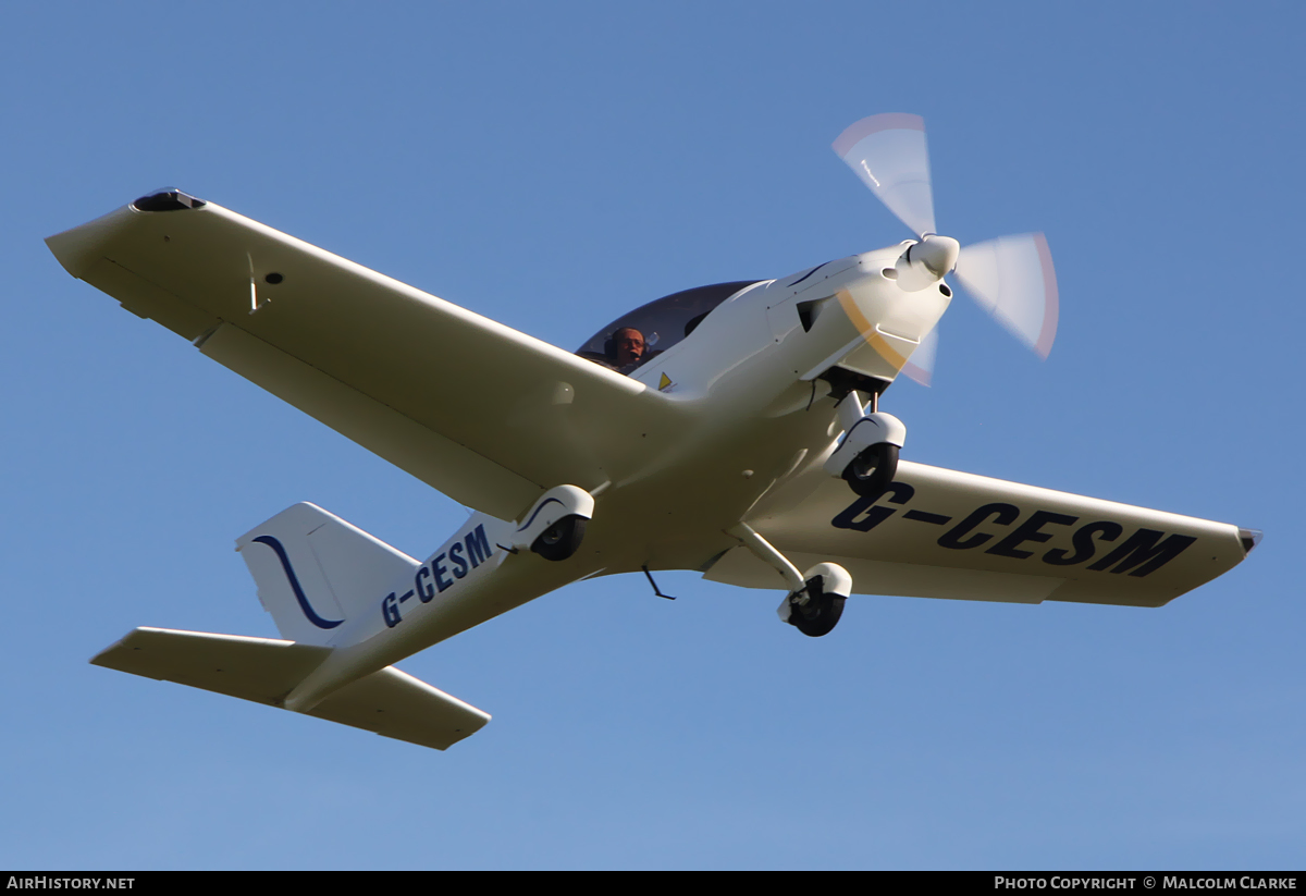 Aircraft Photo of G-CESM | TL-Ultralight TL-2000 Sting | AirHistory.net #121325
