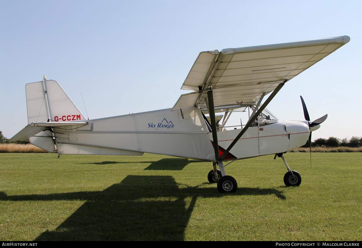 Aircraft Photo of G-CCZM | Best Off Sky Ranger 912S | AirHistory.net #121378
