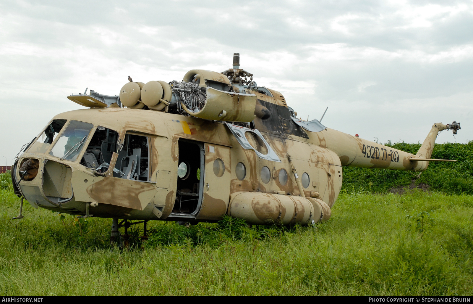 Aircraft Photo of TT-OAJ | Mil Mi-17-1V | Chad - Air Force | AirHistory.net