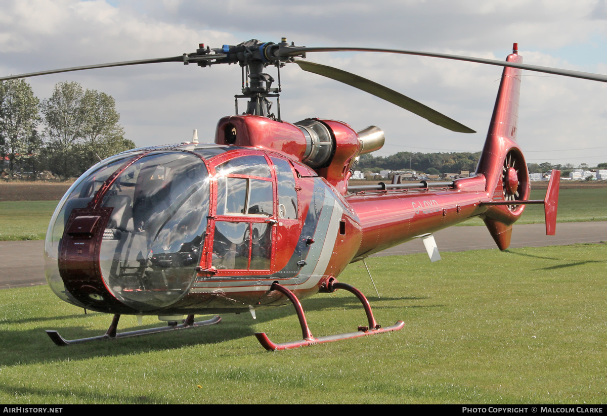 Aircraft Photo of G-LOYD | Aerospatiale SA-341G Gazelle | AirHistory.net