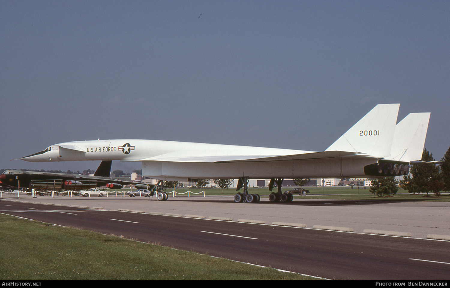 Aircraft Photo of 62-0001 / 20001 | North American XB-70A Valkyrie | USA - Air Force | AirHistory.net