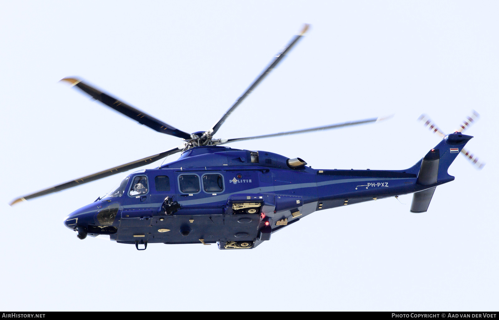 Aircraft Photo of PH-PXZ | AgustaWestland AW-139 | Politie | AirHistory.net