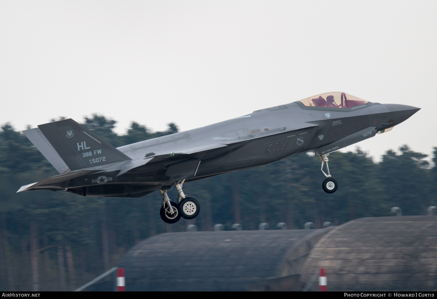 Aircraft Photo of 13-5072 | Lockheed Martin F-35A Lightning II | USA - Air Force | AirHistory.net