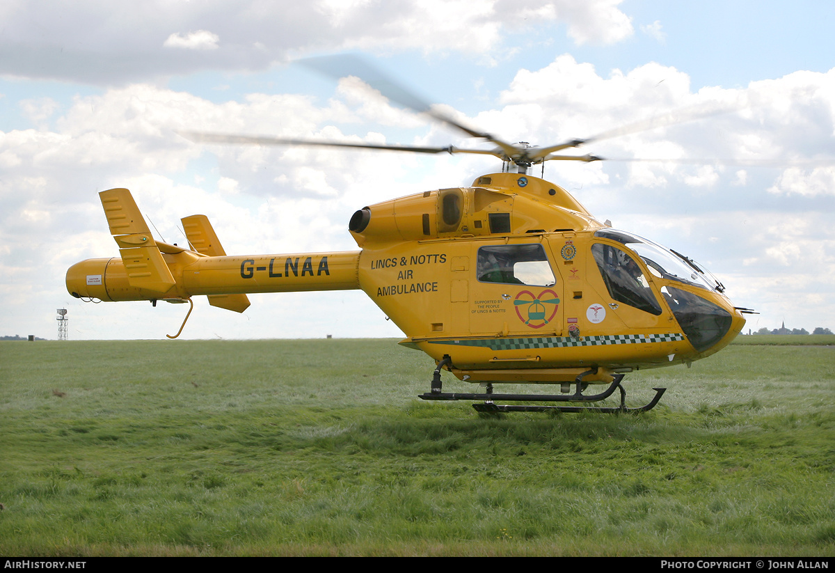 Aircraft Photo of G-LNAA | MD Helicopters MD-900 Explorer | Lincs & Notts Air Ambulance | AirHistory.net #136774