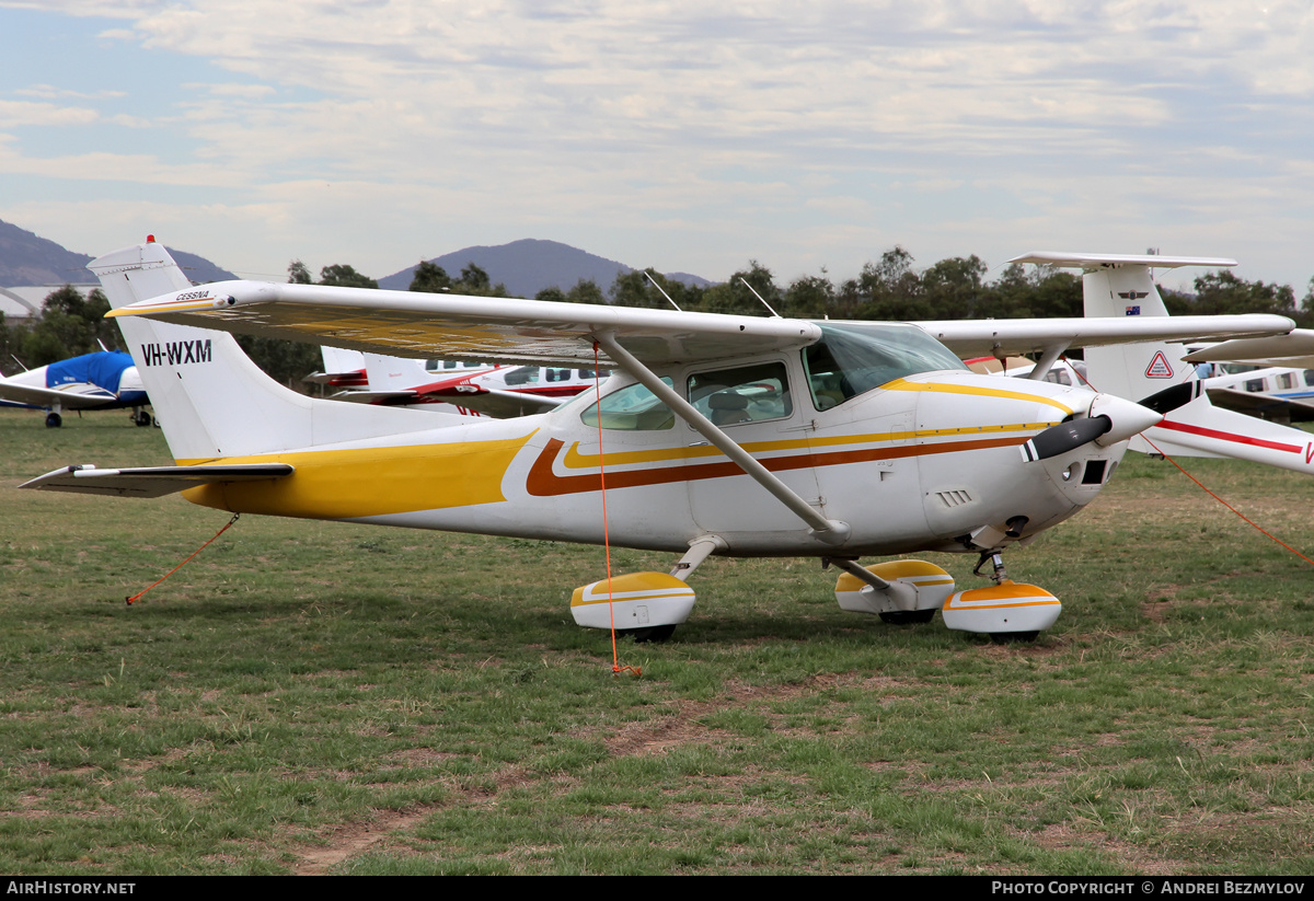 Aircraft Photo of VH-WXM | Cessna 182Q Skylane | AirHistory.net