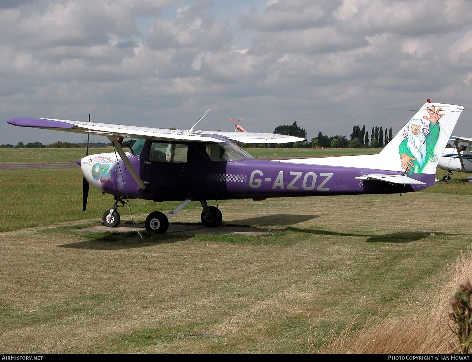 Aircraft Photo of G-AZOZ | Reims FRA150L Aerobat | AirHistory.net
