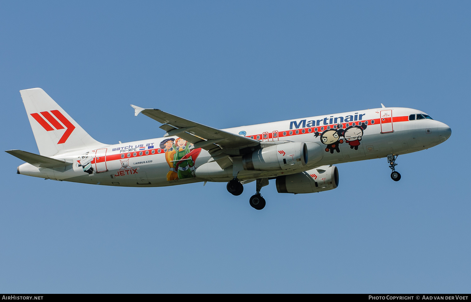 Aircraft Photo of PH-MPE | Airbus A320-232 | Martinair | AirHistory.net
