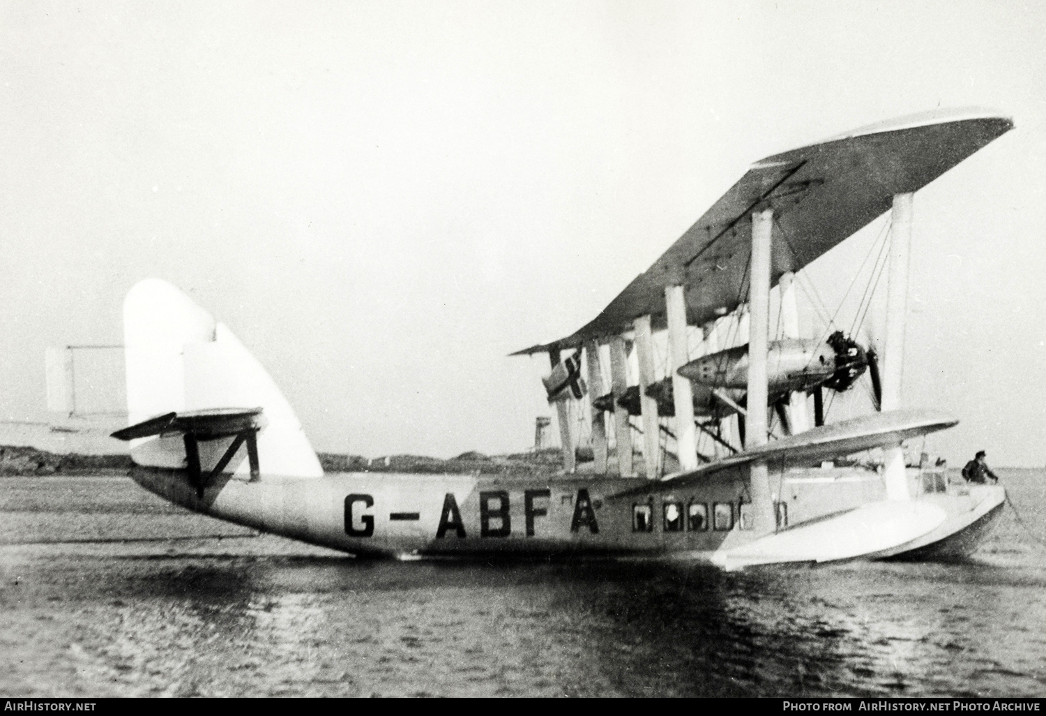 Aircraft Photo of G-ABFA | Short S-17 Kent | Imperial Airways | AirHistory.net