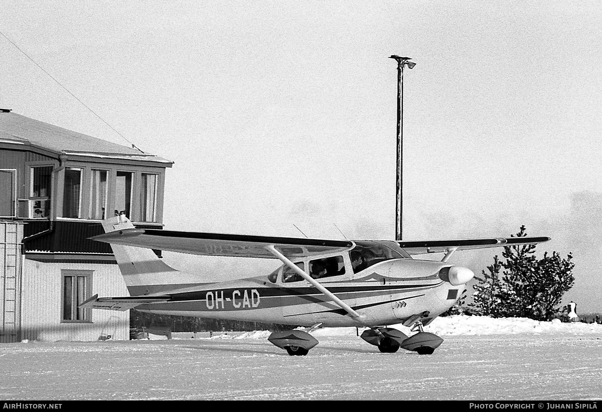 Aircraft Photo of OH-CAD | Cessna 182F Skylane | AirHistory net