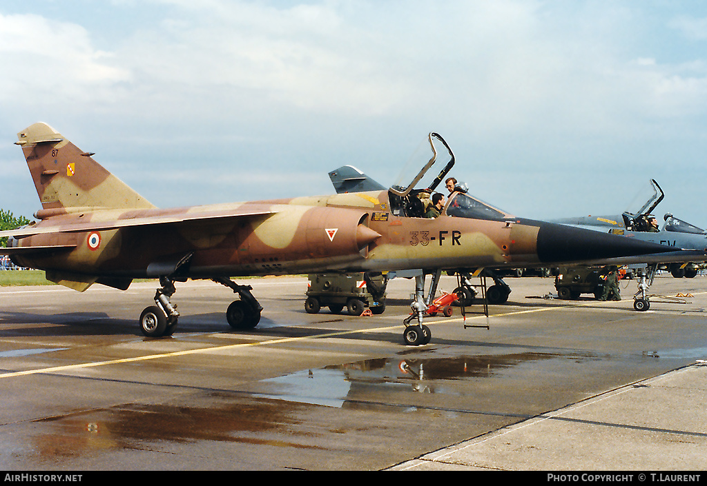 Aircraft Photo of 87 | Dassault Mirage F1C | France - Air Force | AirHistory.net