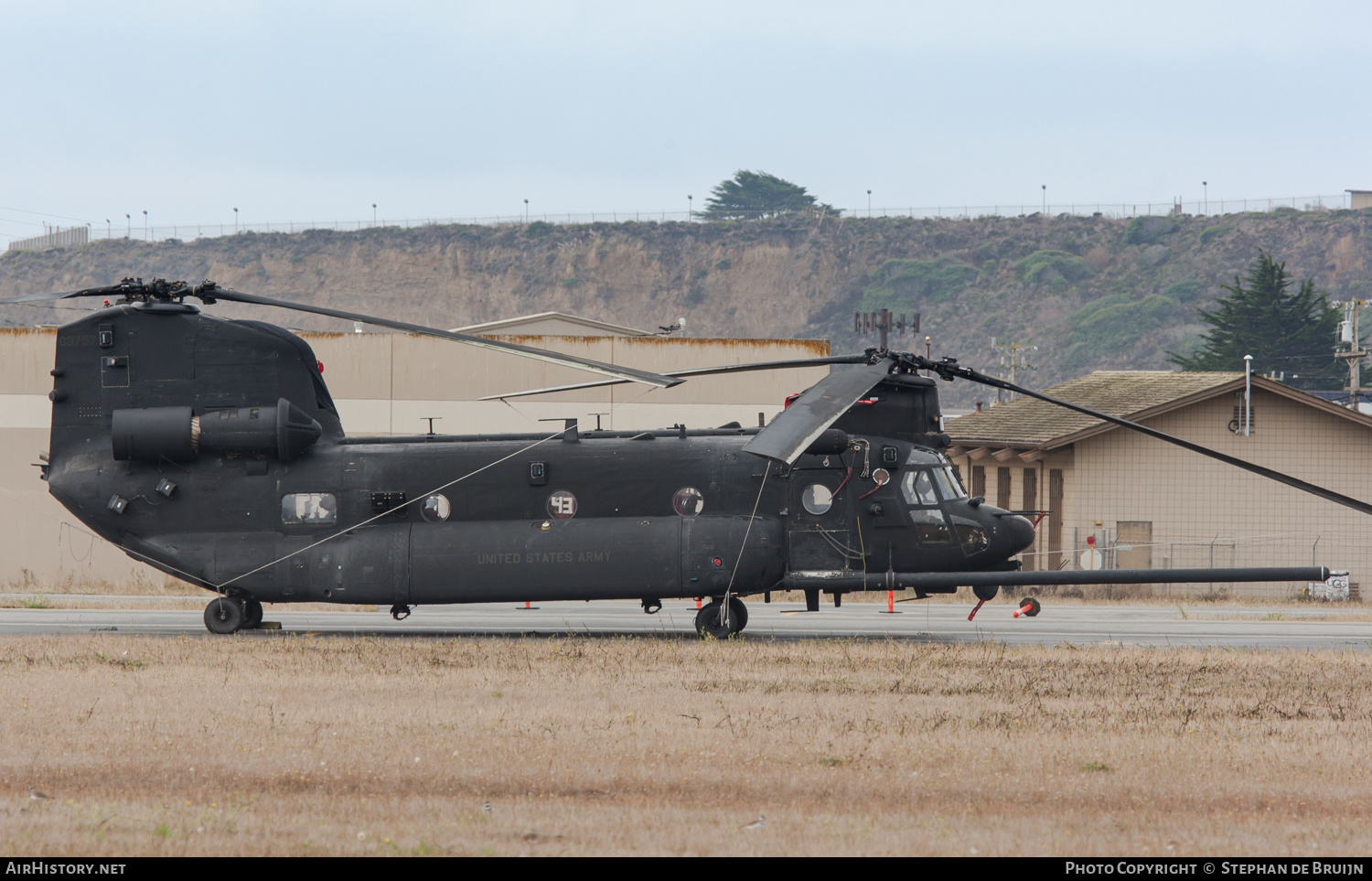 Aircraft Photo of 05-03757 / 03757 | Boeing MH-47G Chinook (414) | USA - Army | AirHistory.net