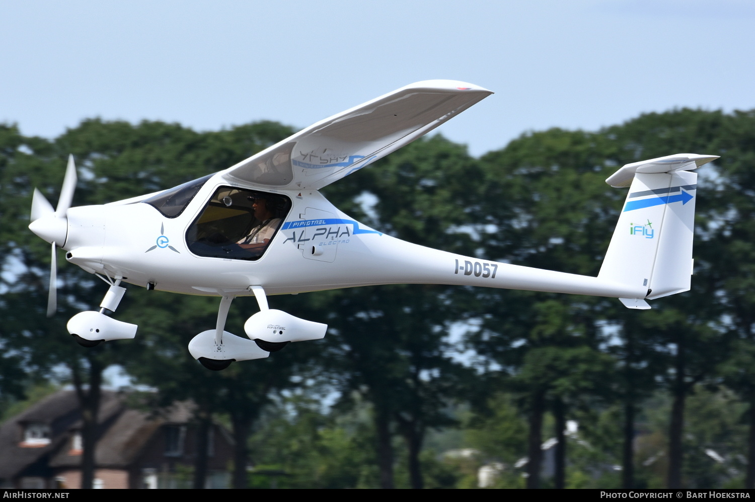 Aircraft Photo of I-D057 | Pipistrel Alpha Electro | iFly | AirHistory.net #158522