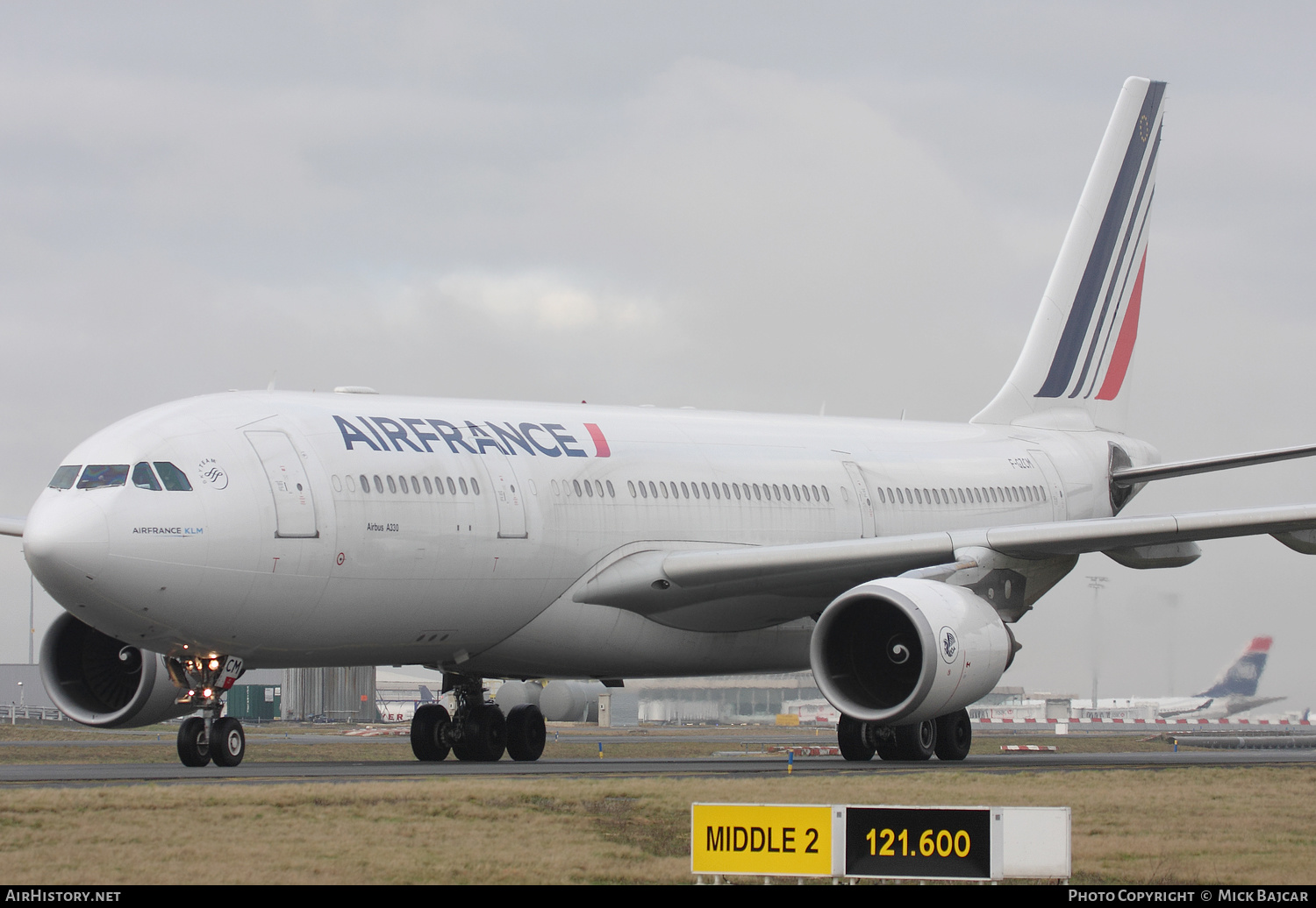 Aircraft Photo of F-GZCM | Airbus A330-203 | Air France | AirHistory.net
