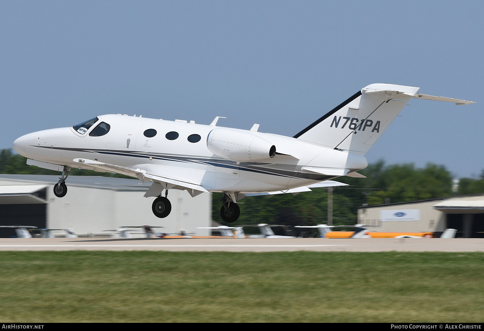 Aircraft Photo of N761PA | Cessna 510 Citation Mustang | AirHistory.net