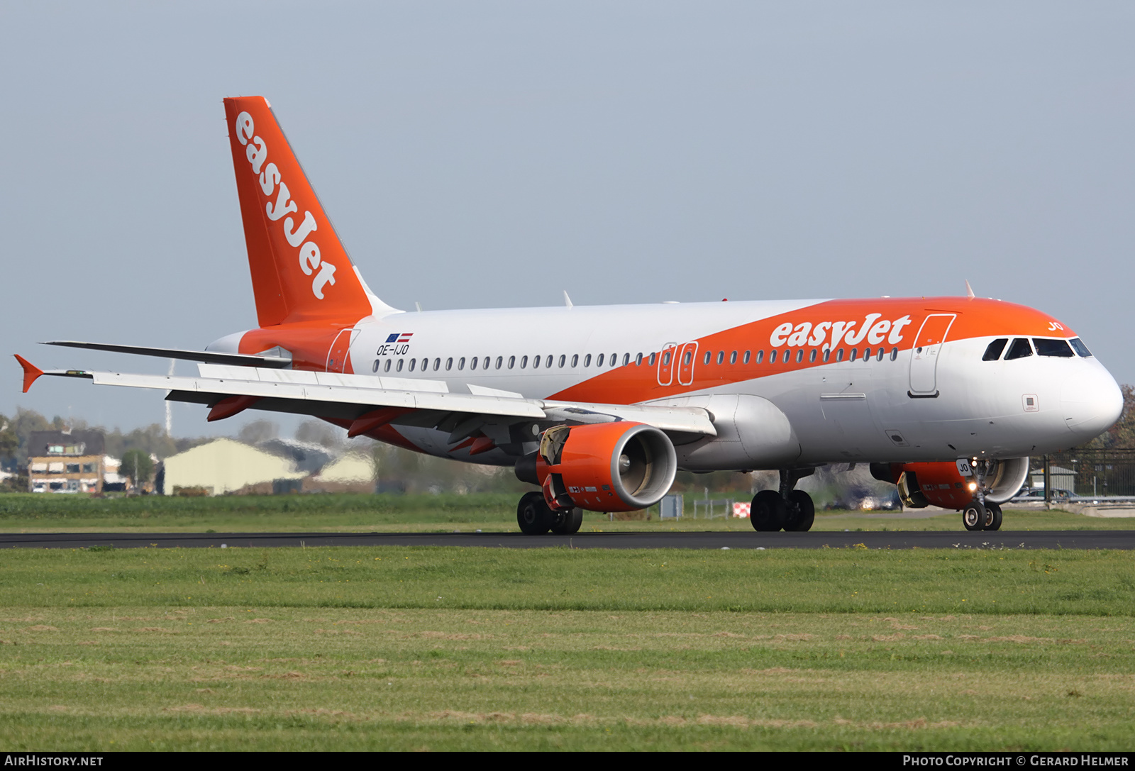 Aircraft Photo of OE-IJO | Airbus A320-214 | EasyJet | AirHistory.net