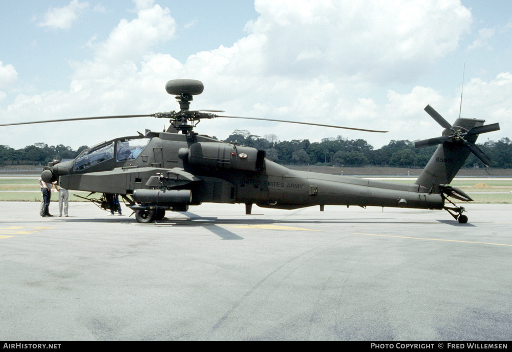 Aircraft Photo of 96-05018 | Boeing AH-64D Apache | USA - Army | AirHistory.net