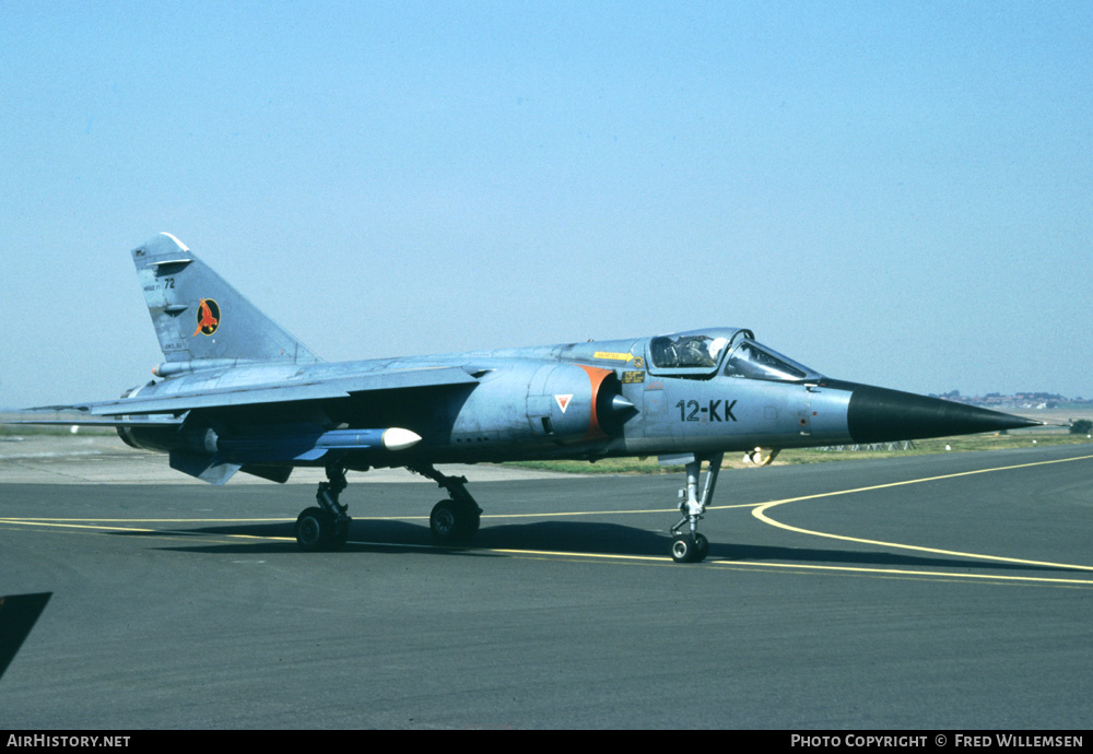 Aircraft Photo of 72 | Dassault Mirage F1C | France - Air Force | AirHistory.net
