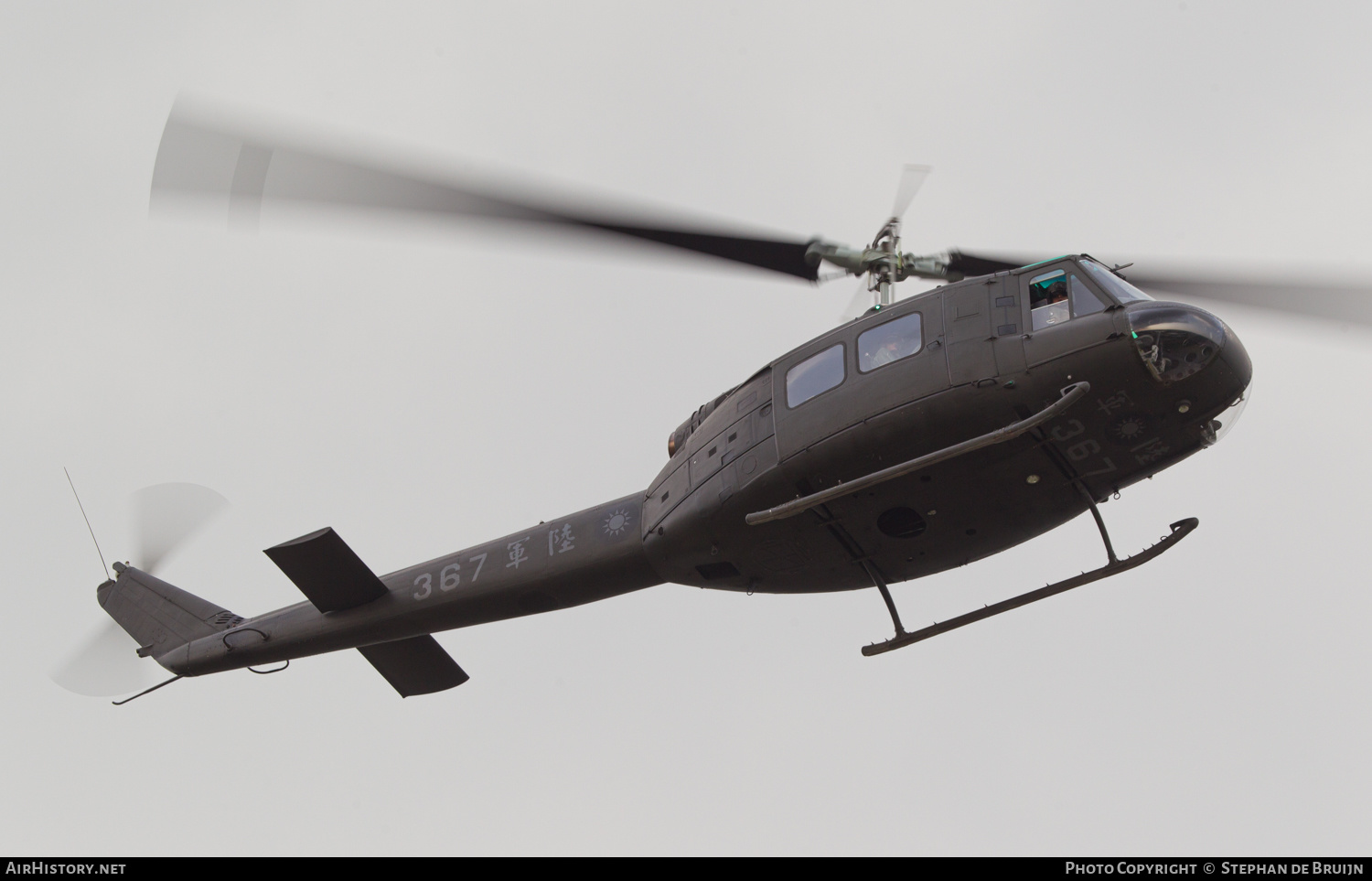 Aircraft Photo of 367 | Bell UH-1H Iroquois | Taiwan - Army | AirHistory.net