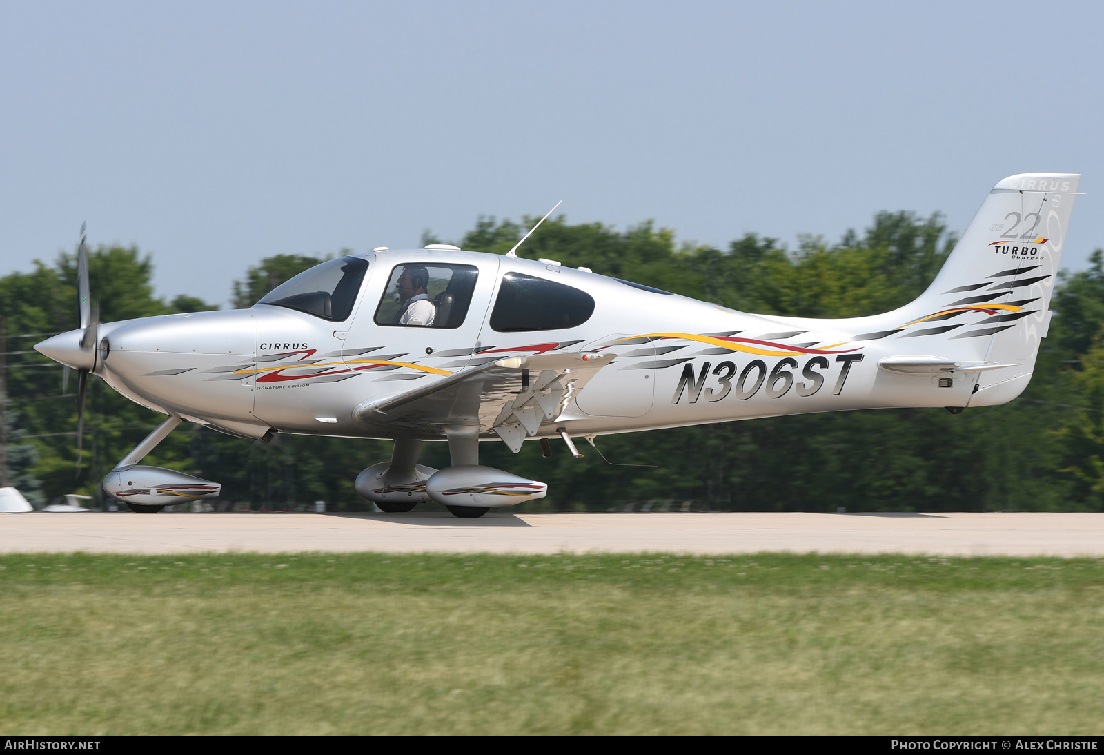 Aircraft Photo of N306ST | Cirrus SR-22 G3 Turbo | AirHistory.net