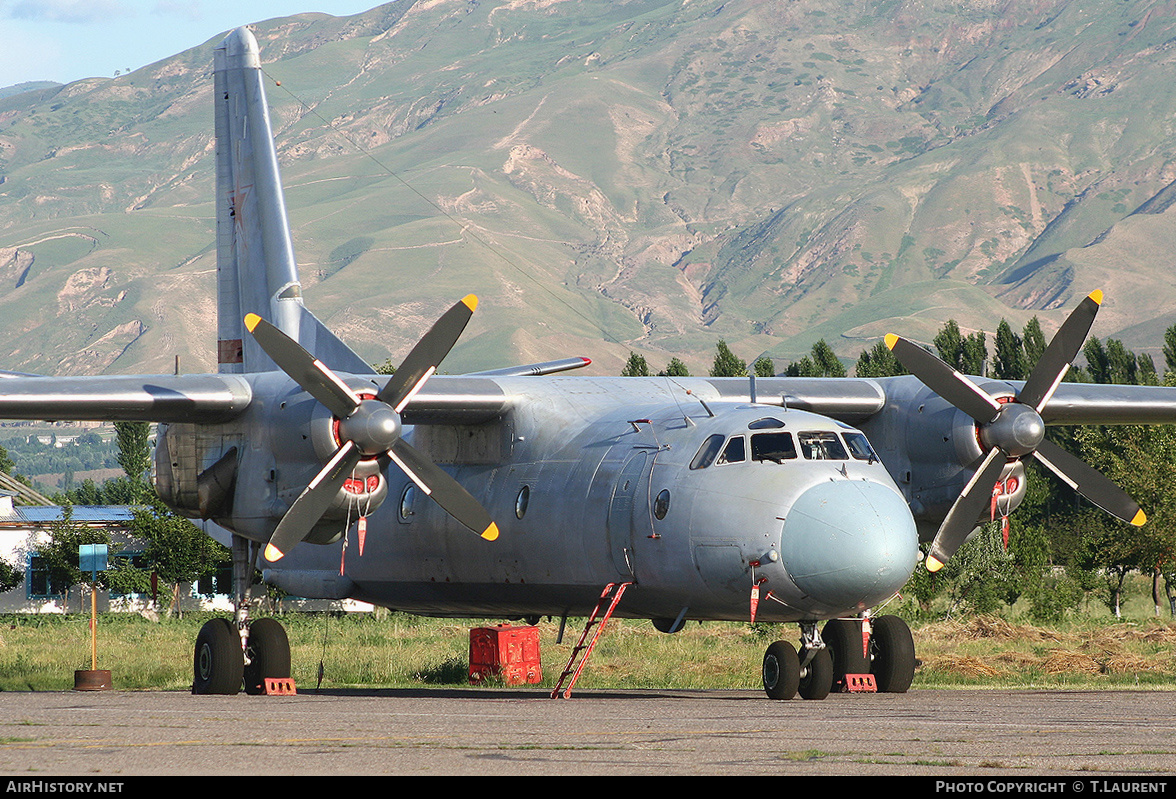 Aircraft Photo of 55 red | Antonov An-26 | Russia - Air Force | AirHistory.net