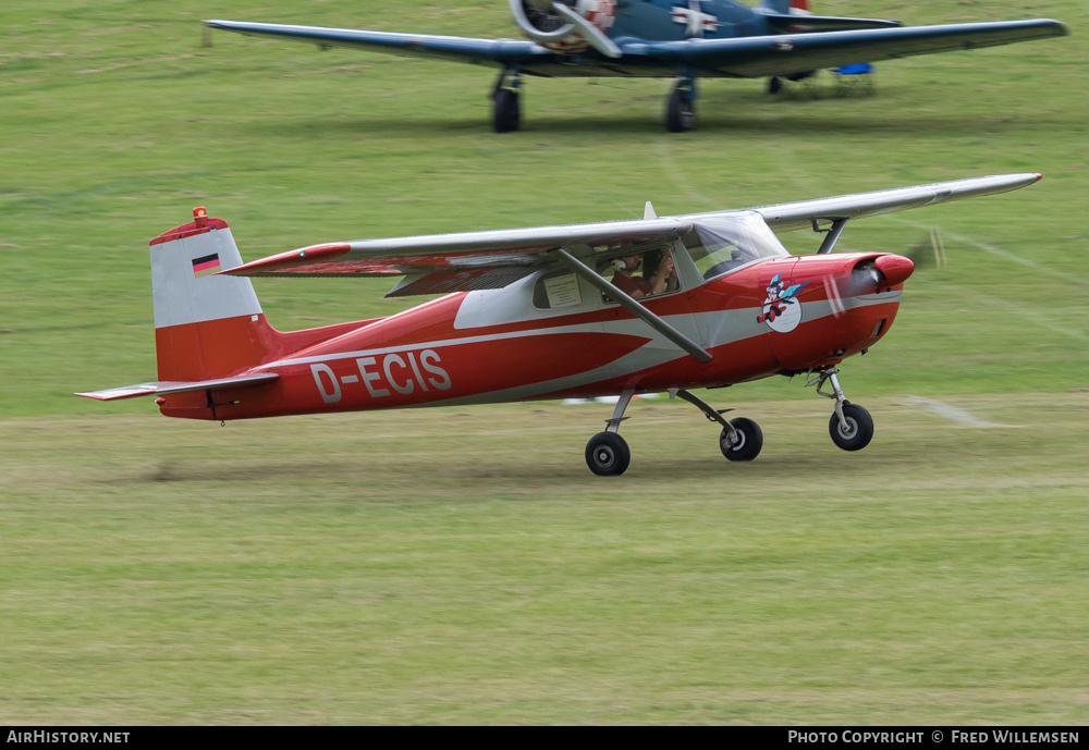 Aircraft Photo of D-ECIS | Cessna 150B | AirHistory.net #169609