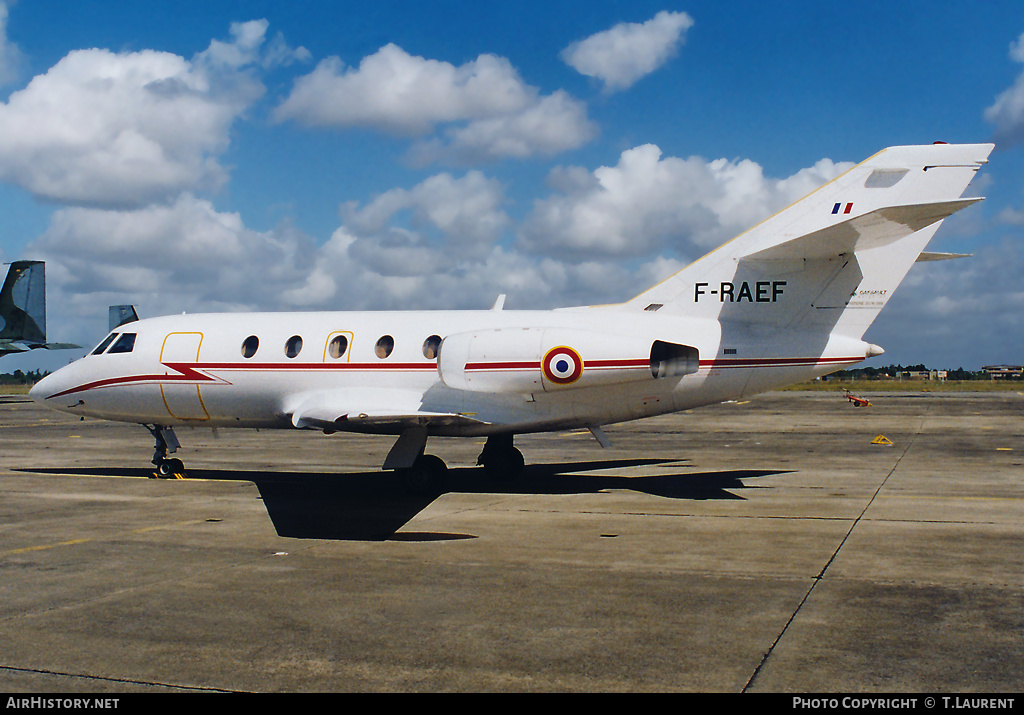 Aircraft Photo of 268 | Dassault Falcon 20E | France - Air Force | AirHistory.net