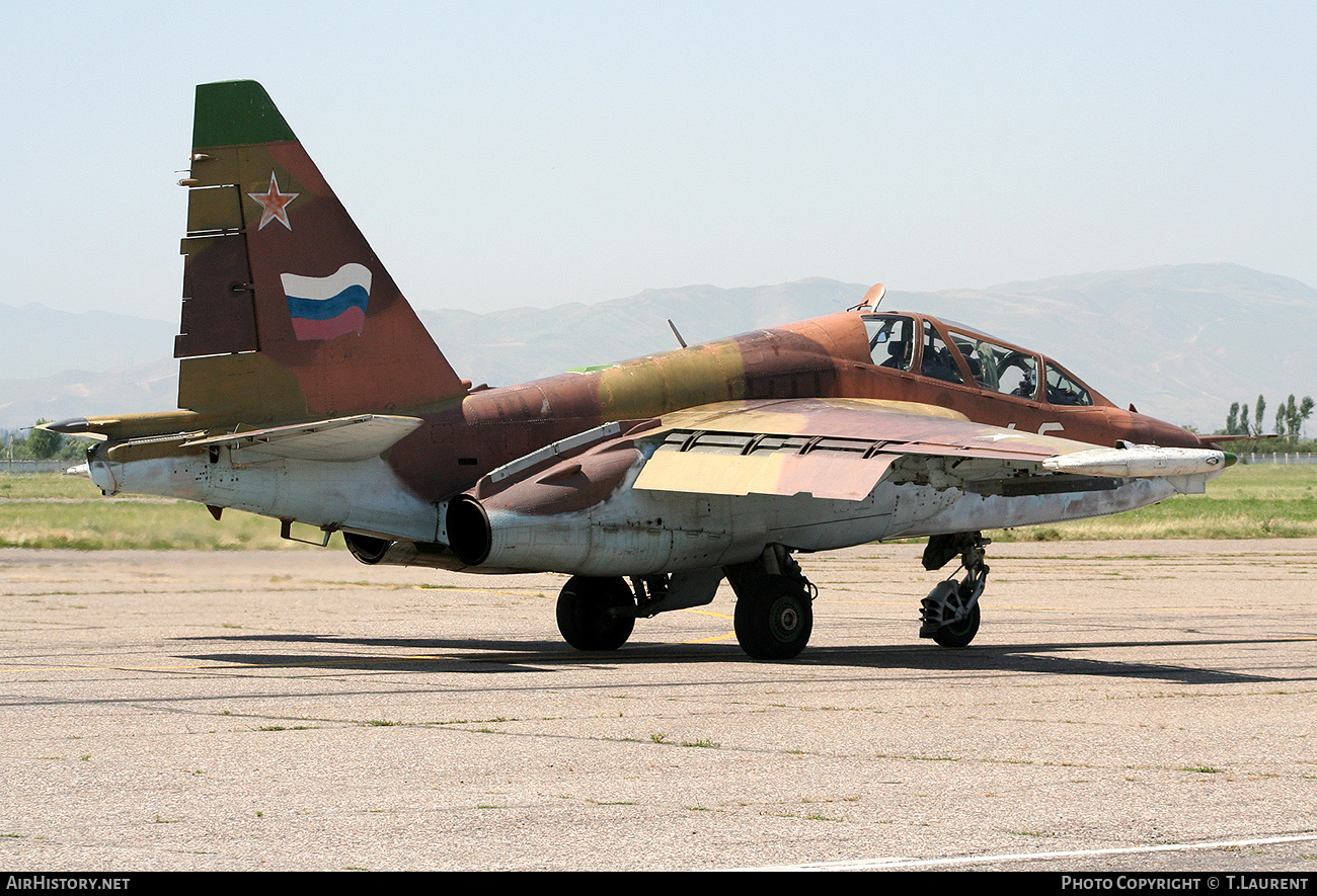 Aircraft Photo of 46 white | Sukhoi Su-25UB | Russia - Air Force | AirHistory.net