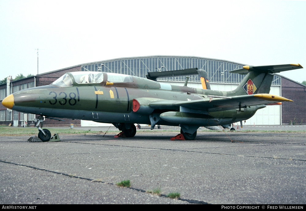 Aircraft Photo of 338 | Aero L-29 Delfin | East Germany - Air Force | AirHistory.net