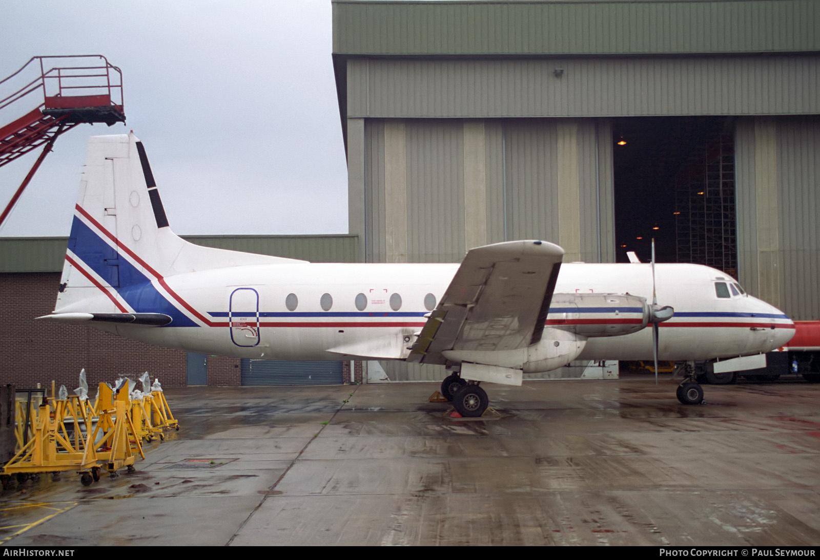 Aircraft Photo of CS-TAG | Hawker Siddeley HS-748 Srs2A/270 | AirHistory.net #176704