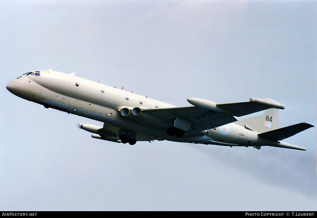 Aircraft Photo of XZ284 | Hawker Siddeley Nimrod MR2 (801) | UK - Air Force | AirHistory.net