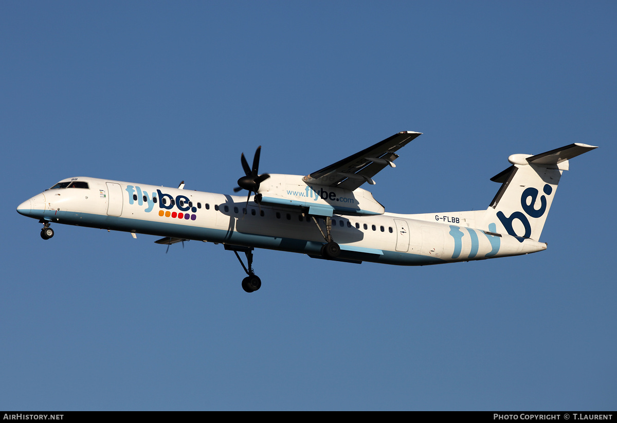 Aircraft Photo of G-FLBB | Bombardier DHC-8-402 | Flybe | AirHistory.net #180006