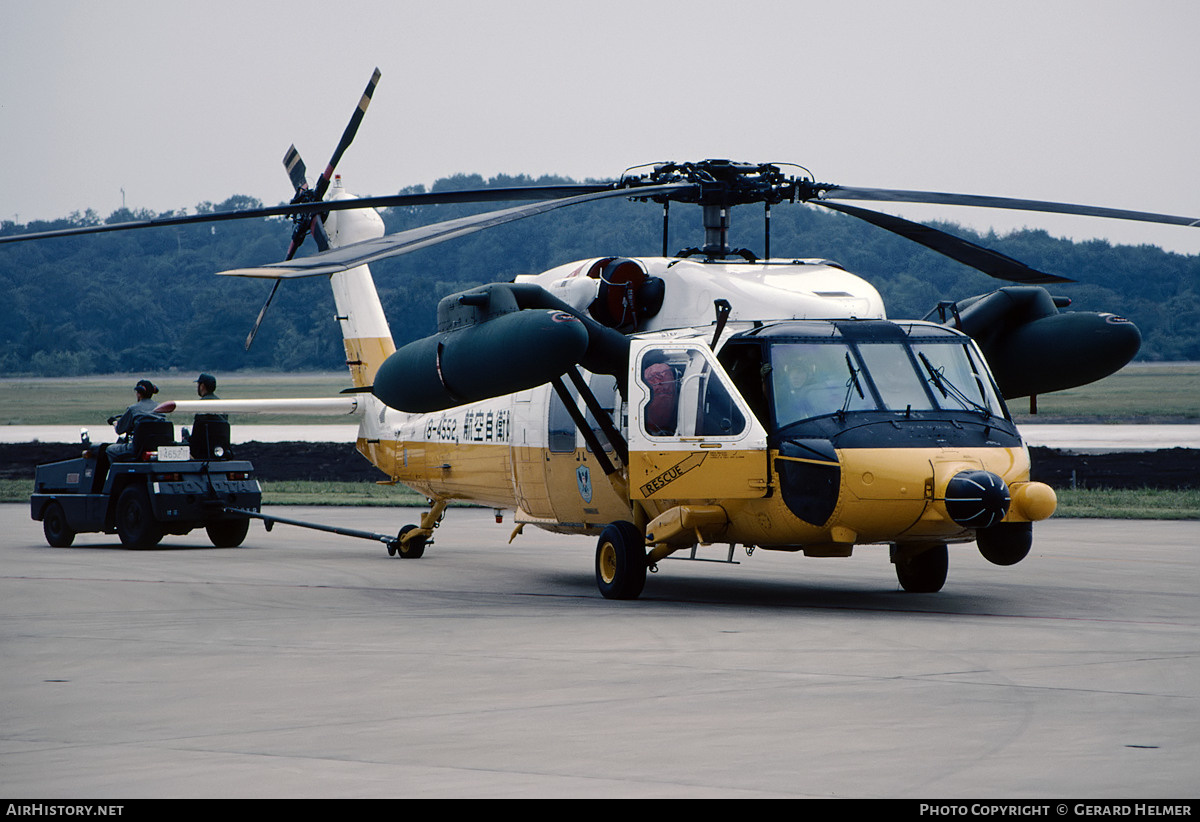 Aircraft Photo of 18-4552 | Sikorsky UH-60J (S-70A-12) | Japan - Air Force | AirHistory.net #180203