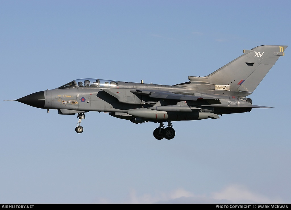 Aircraft Photo of ZD895 | Panavia Tornado GR4 | UK - Air Force | AirHistory.net #183031