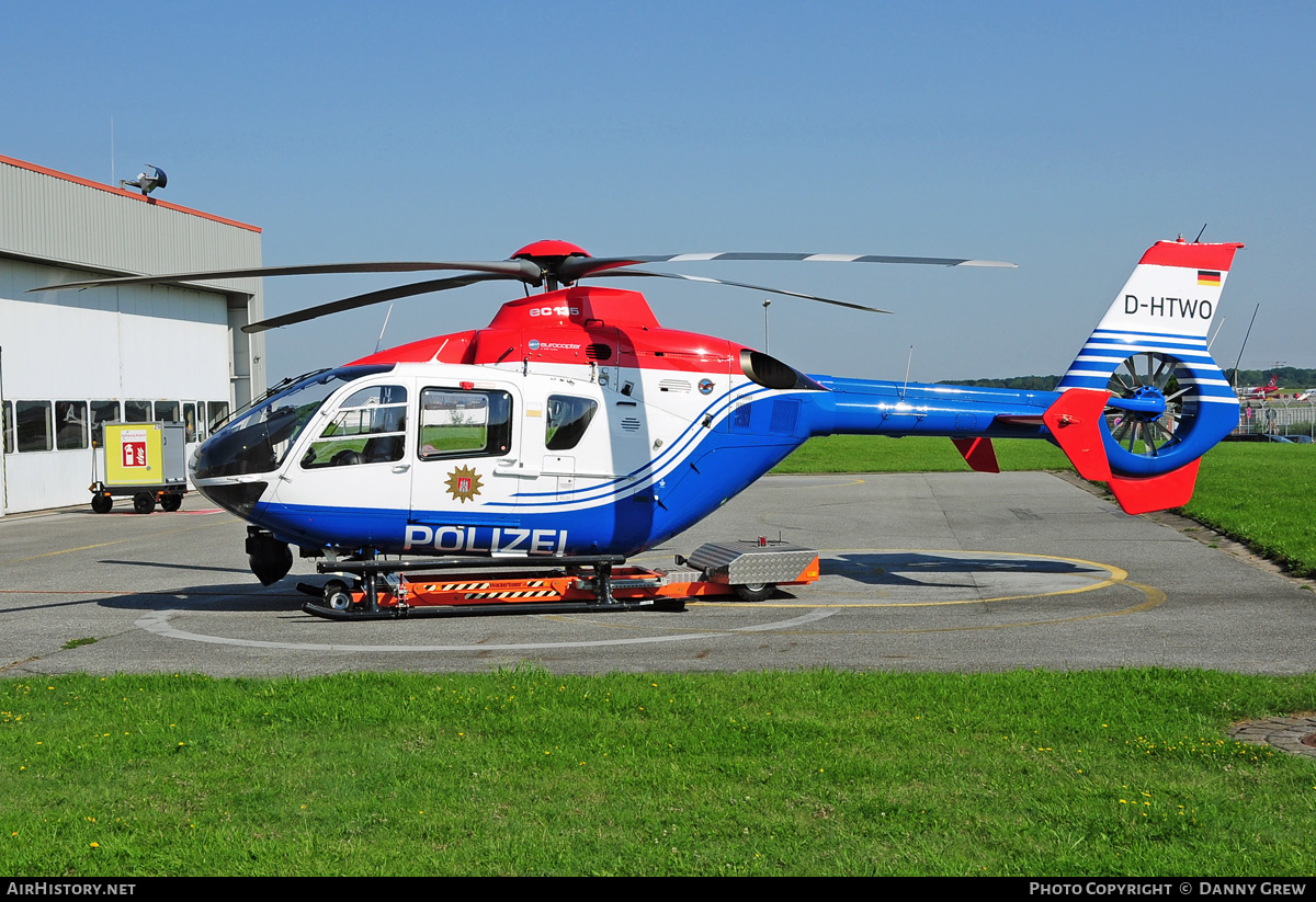 Aircraft Photo of D-HTWO | Eurocopter EC-135P-2 | Polizei | AirHistory.net #200974