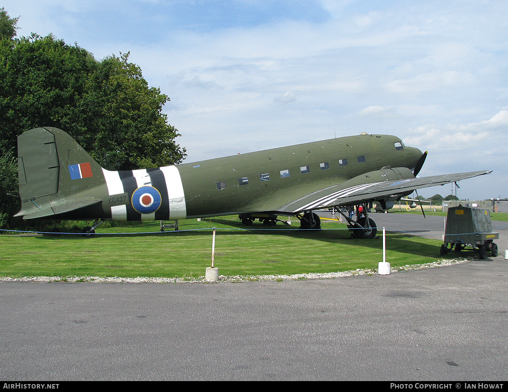 Aircraft Photo of KG427 | Douglas C-47B Dakota Mk.4 | UK - Air Force | AirHistory.net #201198