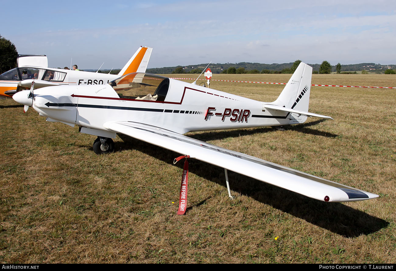 Aircraft Photo of F-PSIR | Fournier RF-7 | AirHistory.net #202046