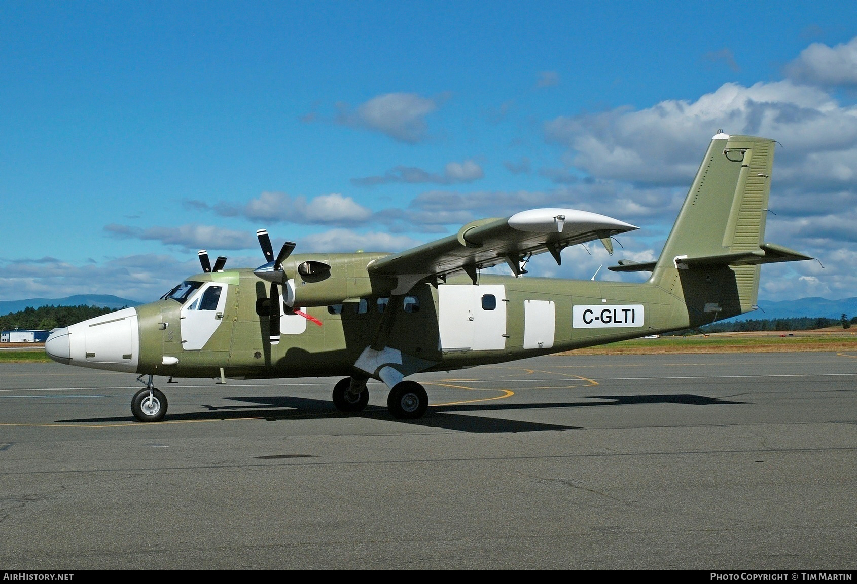 Aircraft Photo of C-GLTI | Viking DHC-6-400 Twin Otter | AirHistory.net #202702