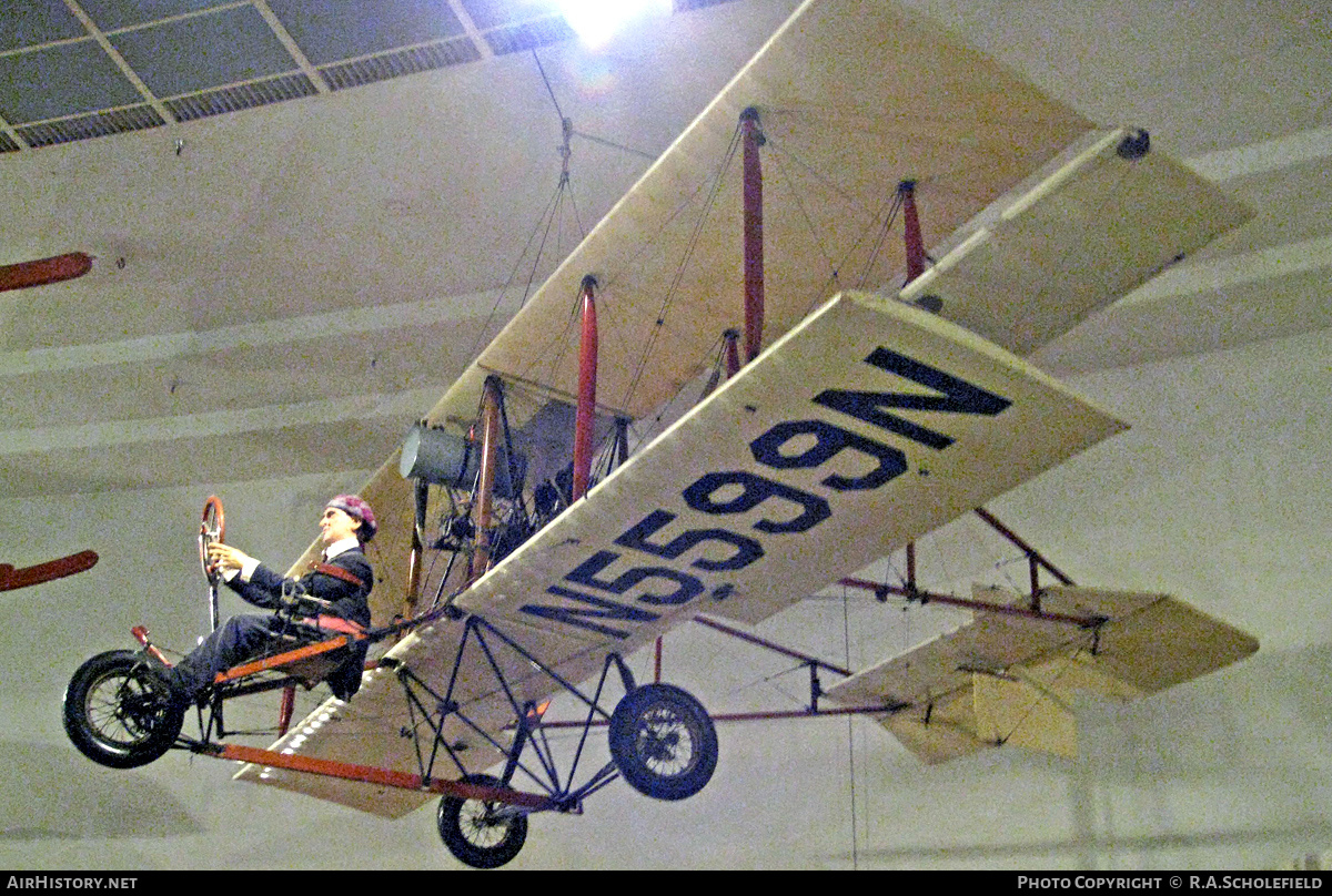 Aircraft Photo of N5599N | Curtiss Little Looper replica | AirHistory.net #203594