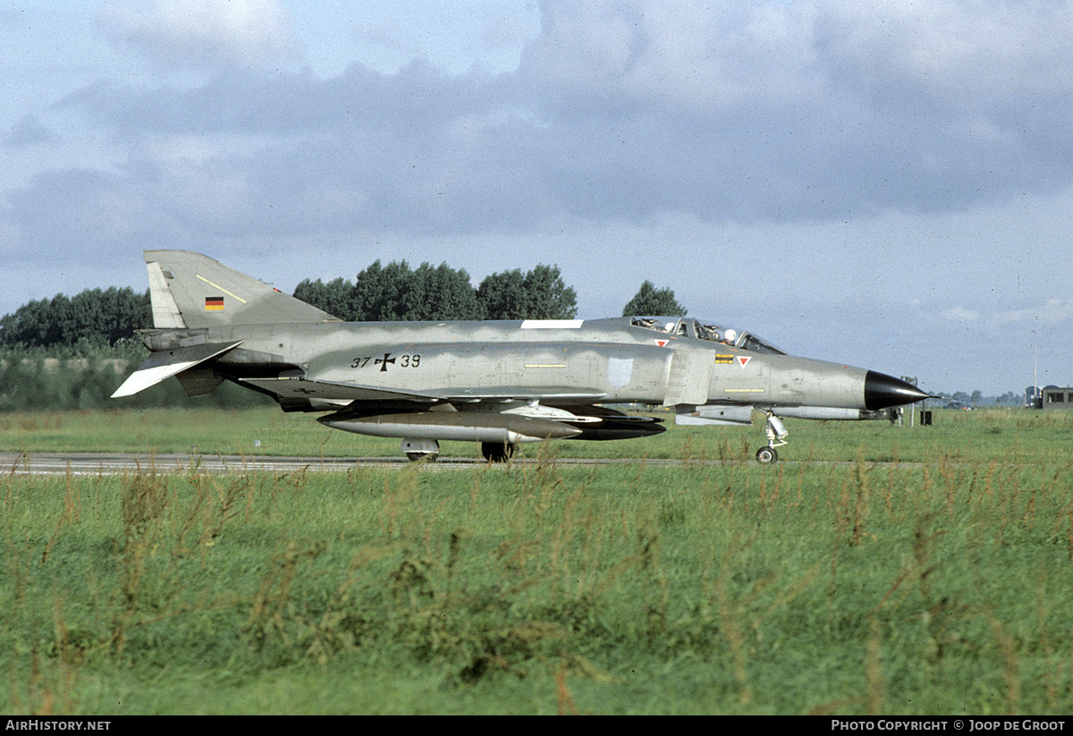 Aircraft Photo of 3739 | McDonnell Douglas F-4F Phantom II | Germany - Air Force | AirHistory.net #226421