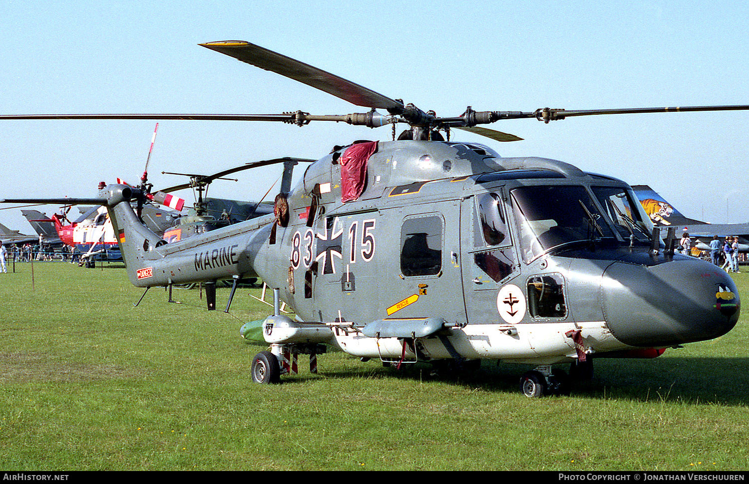 Aircraft Photo of 8315 | Westland WG-13 Sea Lynx Mk88 | Germany - Navy | AirHistory.net #226585