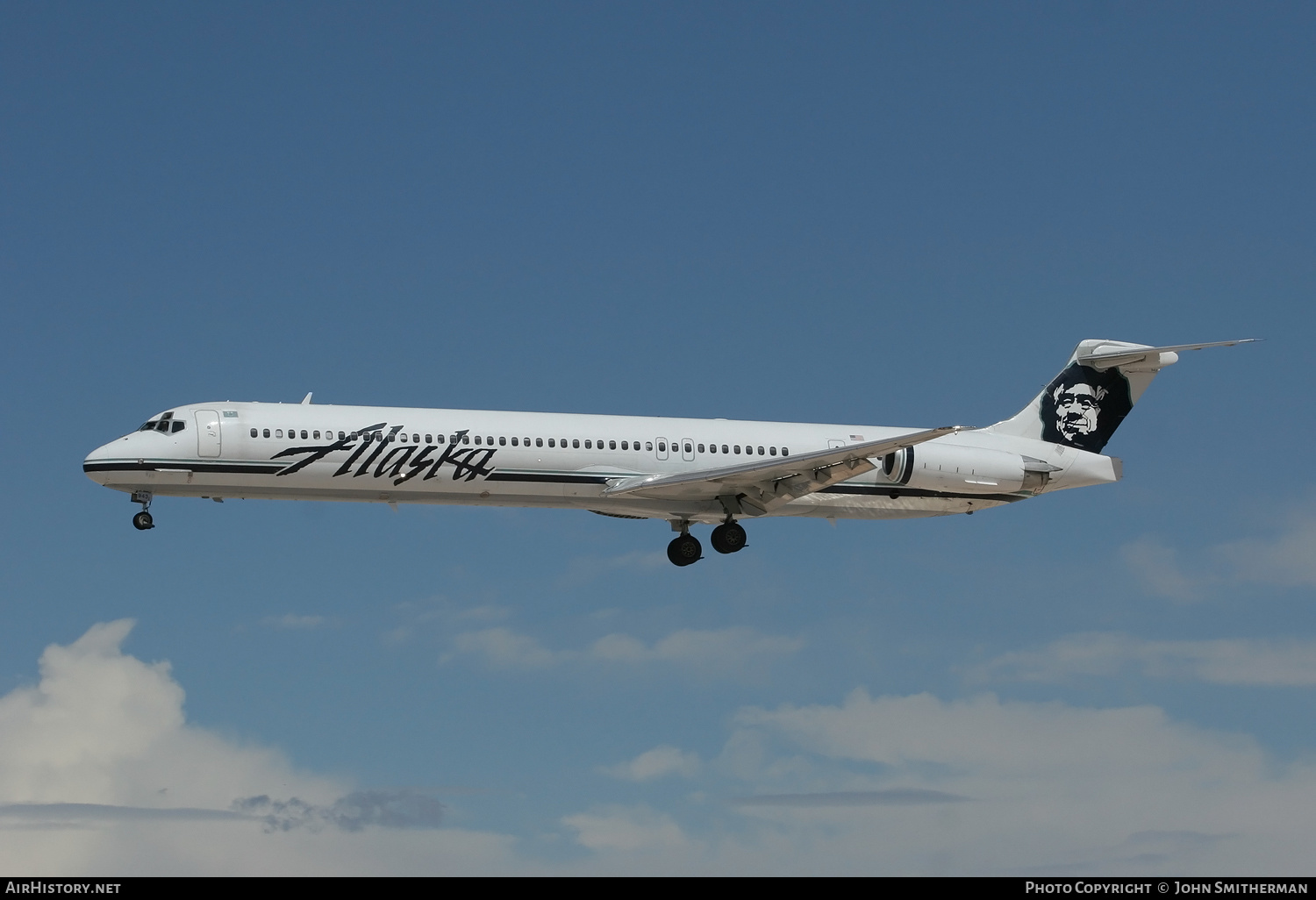 Aircraft Photo of N943AS | McDonnell Douglas MD-83 (DC-9-83) | Alaska Airlines | AirHistory.net #226975