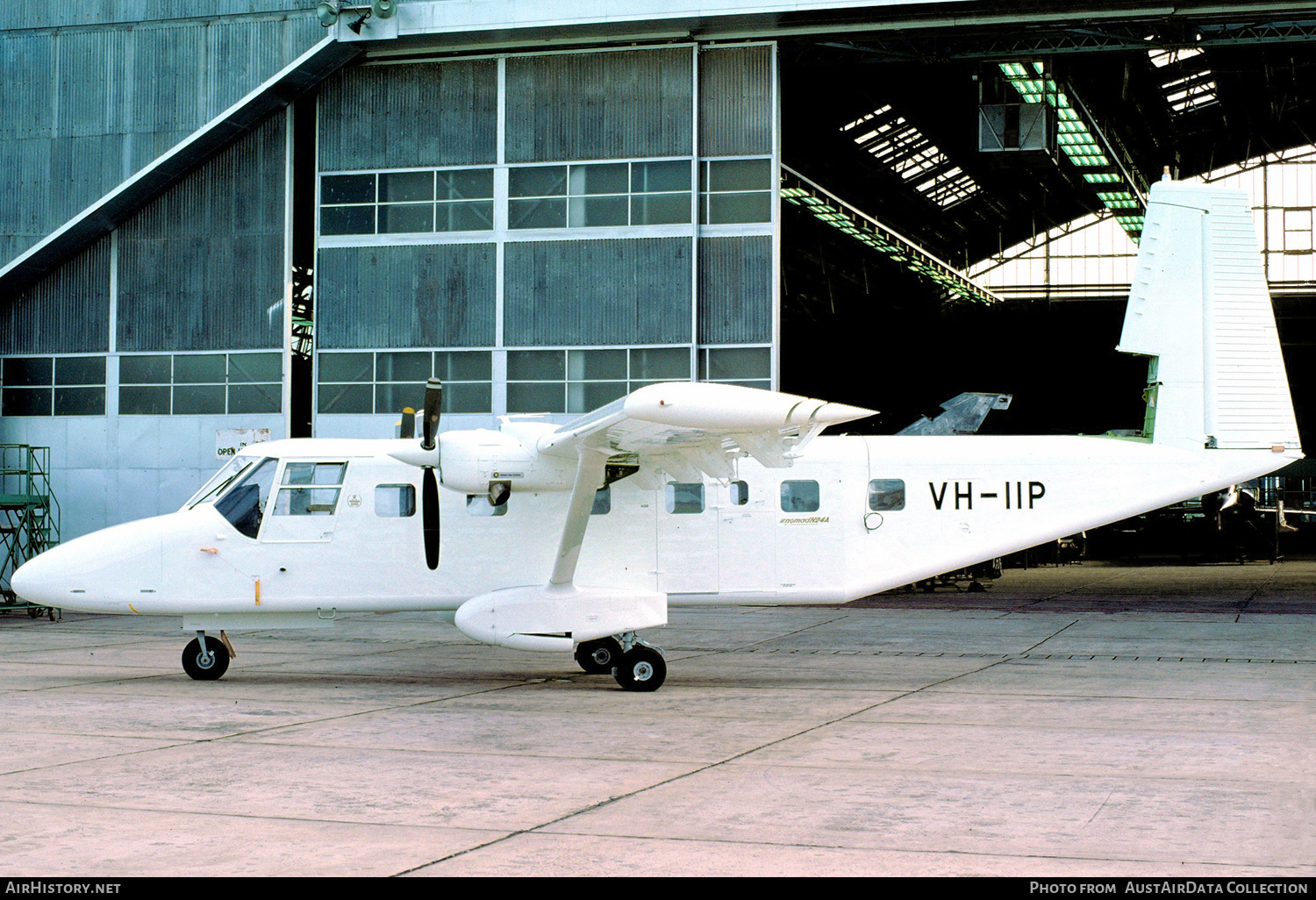 Aircraft Photo of VH-IIP | GAF N-24A Nomad | AirHistory.net #227577
