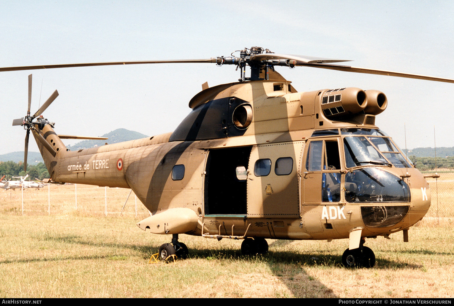 Aircraft Photo of 5682 | Aerospatiale SA-330B Puma | France - Army | AirHistory.net #227845