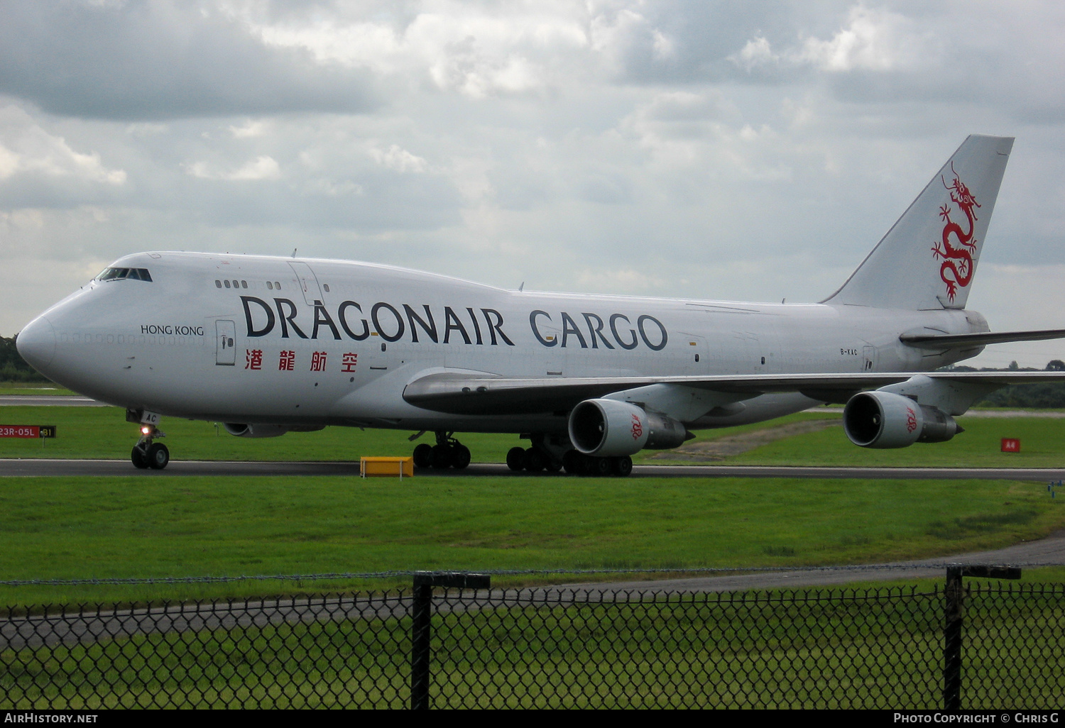 Aircraft Photo of B-KAC | Boeing 747-3H6M(SF) | Dragonair Cargo | AirHistory.net #230215