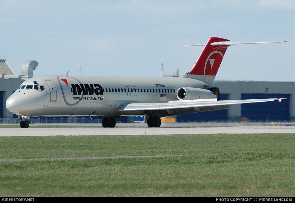Aircraft Photo of N617NW | McDonnell Douglas DC-9-32 | Northwest Airlines | AirHistory.net #232300
