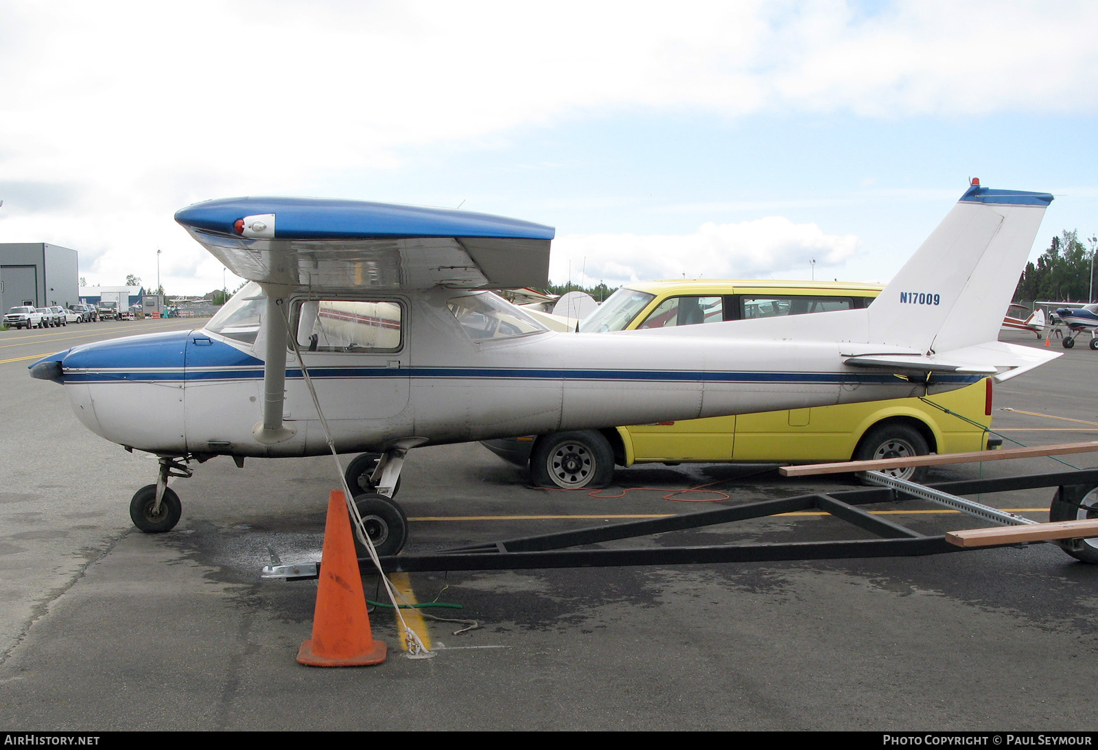 Aircraft Photo of N17009 | Cessna 150L | AirHistory.net #232567