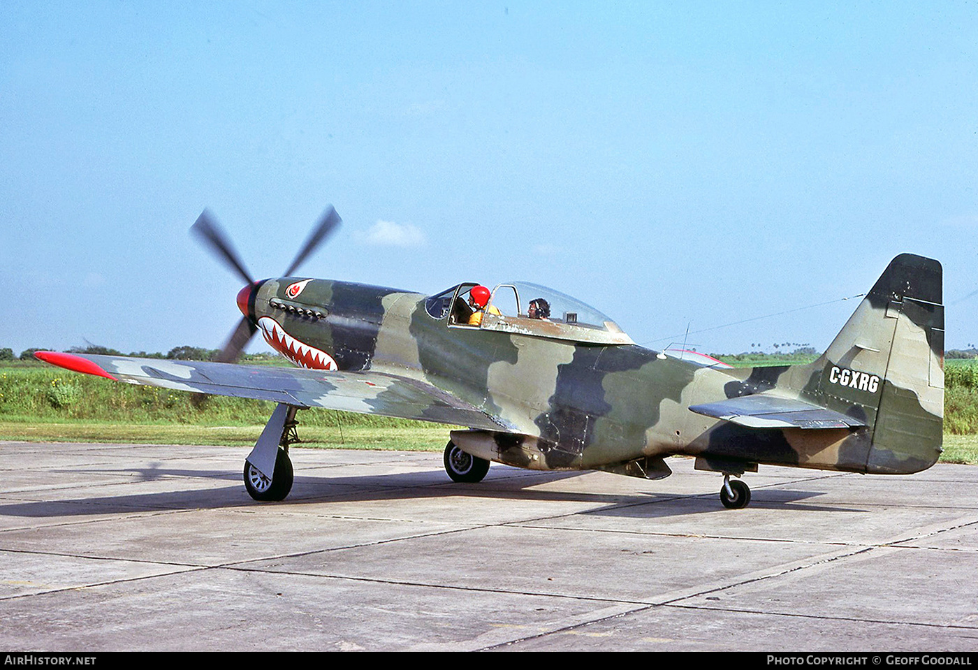 Aircraft Photo of C-GXRG | Cavalier TF-51D Mustang 2 | AirHistory.net #234639