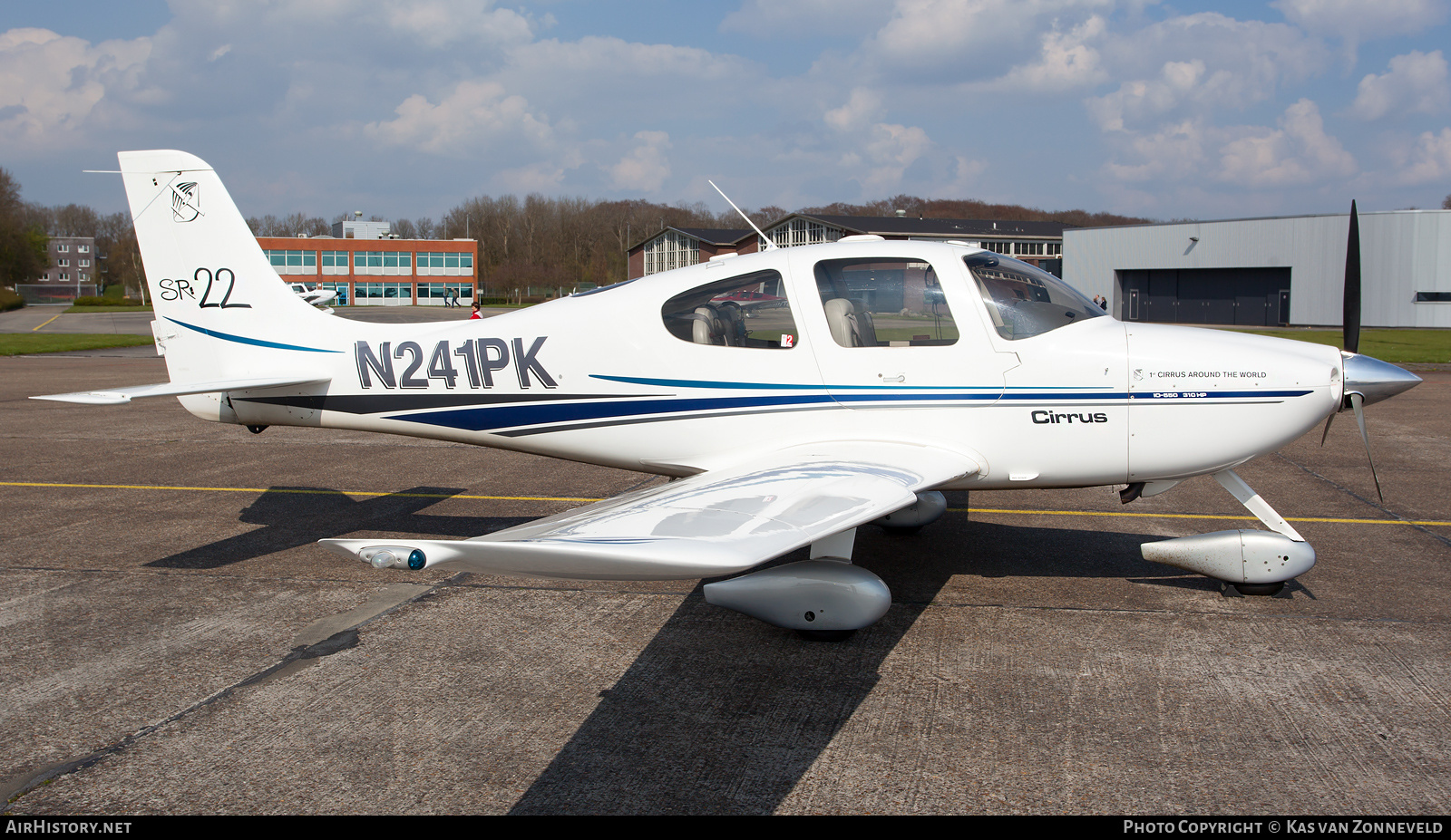 Aircraft Photo of N241PK | Cirrus SR-22 | AirHistory.net #241180