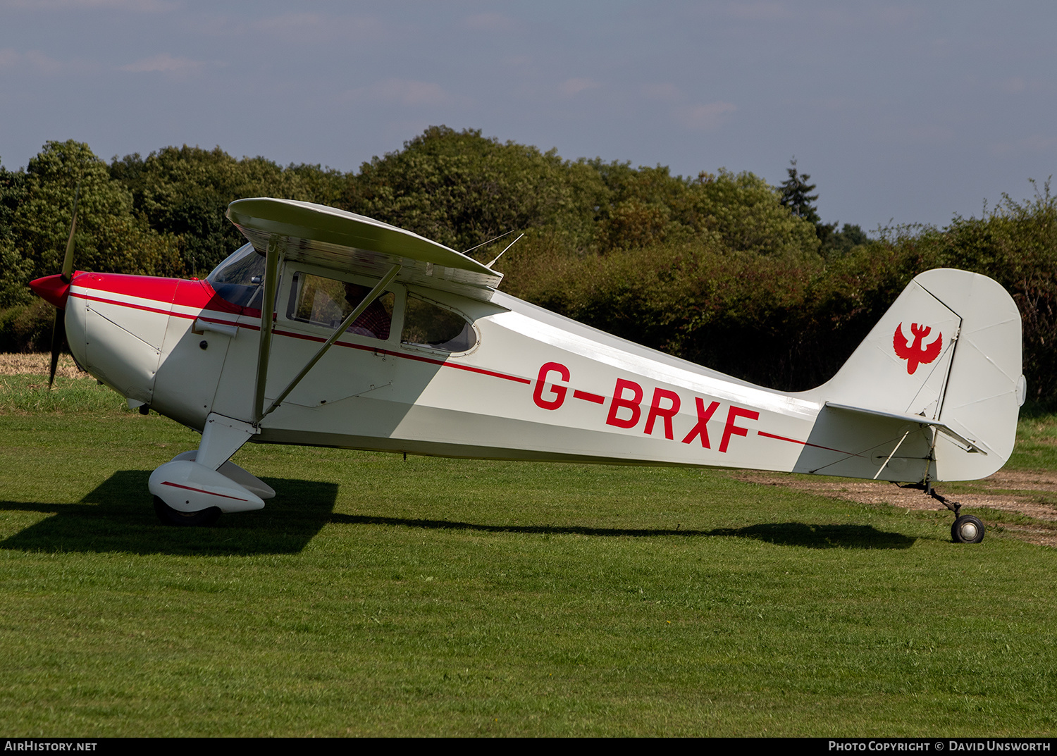 Aircraft Photo of G-BRXF | Aeronca 11AC Chief | AirHistory.net #241520